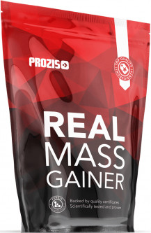 Гейнер Prozis Real Mass Gainer 2722 г Strawberry (5600380891448)