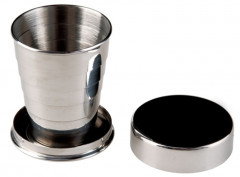 Рюмка AceCamp SS Collapsible Cup 60 мл (001528)