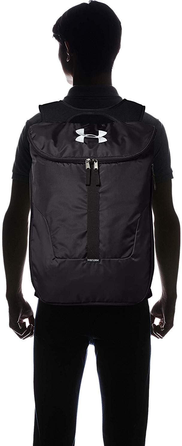 8a56f86ee3 Рюкзак Under Armour Ua Expandable Sackpack 1300203-001 (190510426145)
