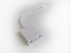 Mini Displayport - DVI адаптер Resheto для Apple MacBook (110726)