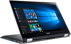 Ноутбук Acer Spin 3 SP314-51 (NX.GZREU.009) Steel Gray