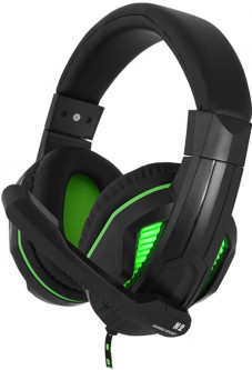 Gemix N2 LED Black-Green