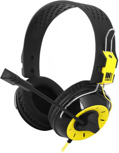 Gemix N4 Black-Yellow