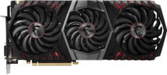 MSI PCI-Ex GeForce GTX 1080 Ti Gaming Trio 11GB GDDR5X (352bit) (1493/11016) (DVI, 2 x HDMI, 2 x DisplayPort) (GTX 1080 Ti GAMING TRIO)