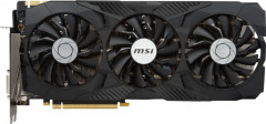 MSI PCI-Ex GeForce GTX 1080 Ti Duke OC 11GB GDDR5X (352bit) (1531/11016) (DVI, 2 x HDMI, 2 x DisplayPort) (GTX 1080 TI DUKE 11G OC)