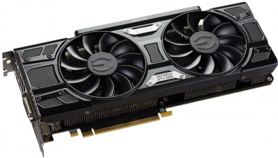EVGA PCI-Ex GeForce GTX 1060 SSC Gaming ACX 3.0 6GB GDDR5 (192bit) (1607/8008) (DVI, HDMI, 3 x DisplayPort) (06G-P4-6264-KR)