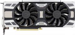 EVGA PCI-Ex GeForce GTX 1070 SC Gaming ACX 3.0 LED 8GB GDDR5 (256bit) (1594/8008) (DVI, HDMI, 3 x DisplayPort) (08G-P4-6173-KR)