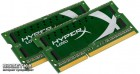 Оперативна пам'ять Kingston SODIMM DDR3L-1600 16384MB PC3-12800 (Kit of 2x8192) HyperX LoVo (KHX16LS9P1K2/16) - зображення 1
