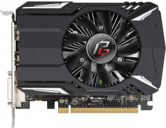 ASRock PCI-Ex Radeon RX 560 Phantom Gaming 4GB GDDR5 (128bit) (1176/7000) (DVI, HDMI, DisplayPort) (Phantom Gaming Radeon RX560 4G)