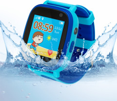 Смарт-часы Atrix Smart Watch iQ1100 Aquatic Cam Flash Blue