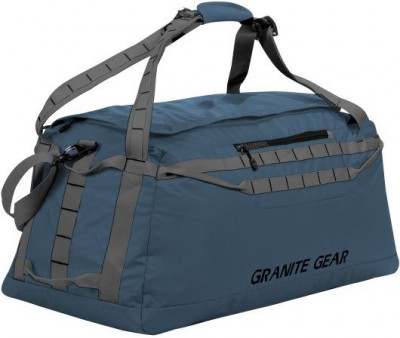 3bd0abebf7aa Дорожная сумка Granite Gear Синий Packable Duffel 100 Basalt/Flint