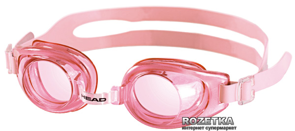 Очки для плавания  HEAD Swimming Star Pink (451019/PK)