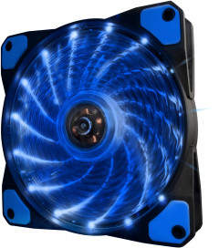Кулер Frime Iris LED Fan 15LED Blue (FLF-HB120B15)