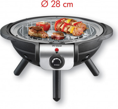 Гриль Trisa Electro BBQ Junior black 7577 (3636)