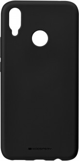 Панель Goospery для Huawei P Smart+ SF Jelly Black (8809621281766)
