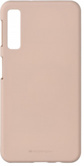 Панель Goospery для Samsung Galaxy A7 (A750) SF Jelly Pink Sand (8809550411654)