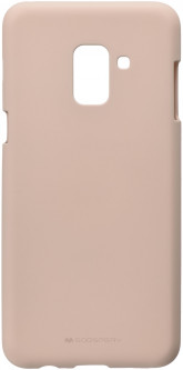 Панель Goospery для Samsung Galaxy A8 (A530) SF Jelly Pink Sand (8809550413450)