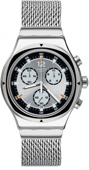 Мужские часы SWATCH TV TIME L YVS453MA