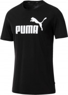 Футболка Puma Essentials Tee 85174001 S Cotton Black (4059506774799) - изображение 5