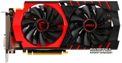 MSI PCI-Ex GeForce GTX 950 Gaming 2G 2048MB GDDR5 (128bit) (1127/6650) (DVI, HDMI, 3 x DisplayPort) (GTX 950 GAMING 2G)