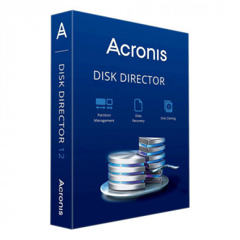 Acronis Disk Director 11 Advanced Workstation incl. AAS ESD
