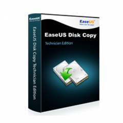 EaseUS Disk Copy Professional For 1-Year Subscription