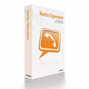 Kerio Operator GOV Server (incl 5 users, 1 yr SWM) MAINTENANCE