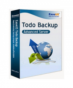 EaseUS Todo Backup Server For current version only