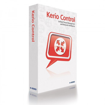 Kerio Control Server (incl 5 users, 1 yr SWM) MAINTENANCE