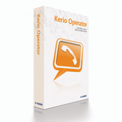 Kerio Operator GOV Server (incl 5 users, 1 yr SWM)