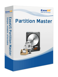 EaseUS Partition Master Professional For current version only