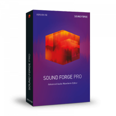 SOUND FORGE Pro 12 - ESD