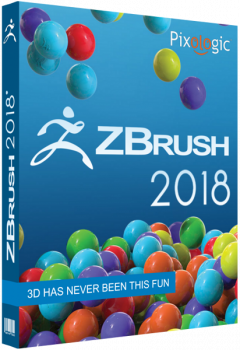 ZBrush 2018 Upgrade Win/Mac Commercial License
