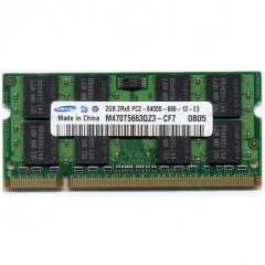 Samsung SODIMM DDR2-800 2048MB PC2-6400