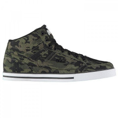 Кеди Lonsdale High Top Canons Camo, 46 (10094545)