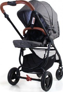 Прогулочная коляска Valco baby Snap 4 Ultra Trend Charcoal (9901) (9315517099012)