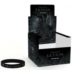 Браслет Gaya Skyrim Silicone Wristband Assortment (GE2069)