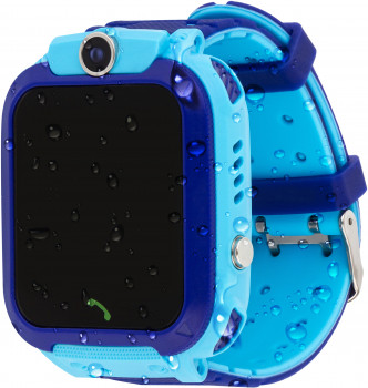 Смарт-годинник Atrix Smart Watch iQ1500 Aquatic Cam GPS Blue (iQ1500 Blue)