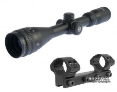 Оптический прицел Hawke Sport HD IR 3-9x40 AO Mil Dot IR Limited Edition (921068)