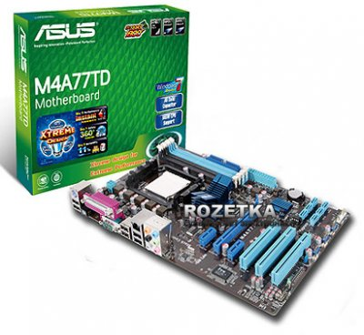 ASUS M4A77TD DRIVER FOR PC