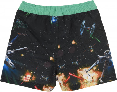 Шорти Disney SE1814 Star Wars Green