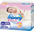 Подгузники Moony NB 0-5 кг 26 шт (4903111277421)