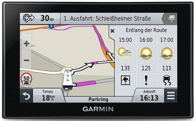 GPS Навігатор Garmin Camper 660LMT-D w/BC30 Backup Camera, EU