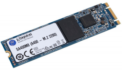 Kingston SSD SSDNow A400 120GB M.2 2280 SATAIII TLC (SA400M8/120G)