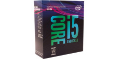 Intel Core i5-8600K 3,6GHz 9MB Box (BX80684I58600K)