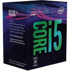 Intel Core i5-8500 3.00GHz 9MB BOX 65W (BX80684I58500)