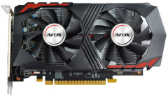 AFOX PCI-Ex GeForce GTX1050 2GB GDDR5 (128bit) (1355/7008) (DVI, HDMI, DisplayPort) (AF1050-2048D5H7-V2)