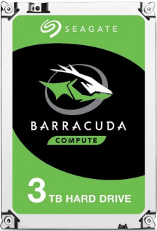 Seagate 3000GB BarraCuda (ST3000DM007)