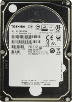 Toshiba 300GB Enterprise Performance (AL14SEB030N)