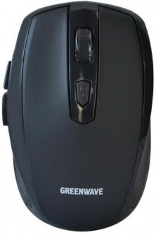 Мышь Greenwave WM-1601L Wireless Black (R0015186)